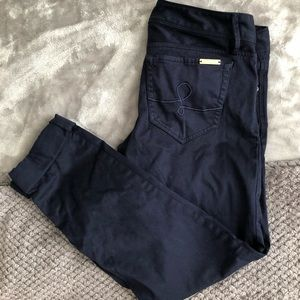 Lilly Pulitzer Worth Skinny Jeans in Midnight Navy